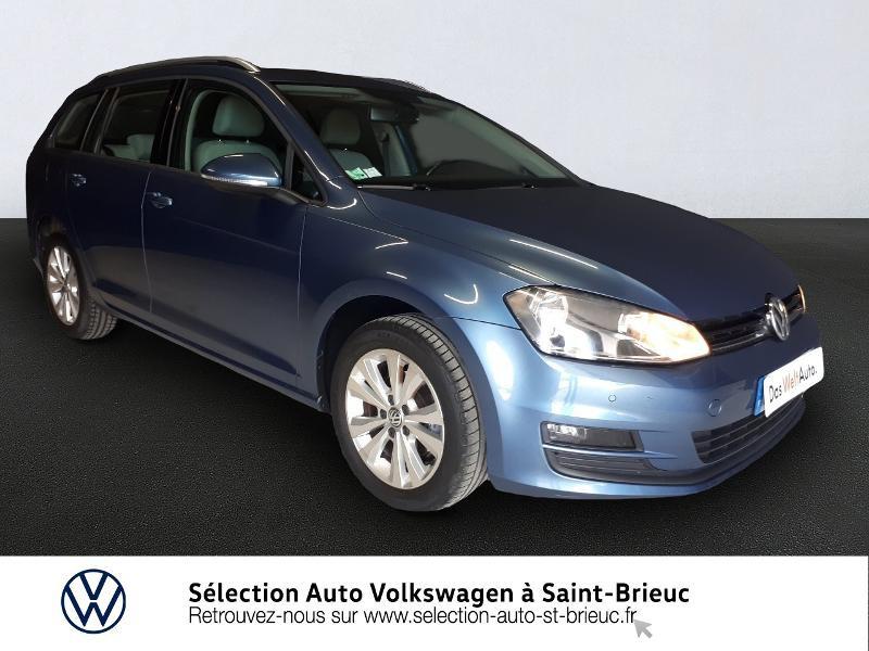 Photo 1 de l'offre de VOLKSWAGEN Golf SW 1.2 TSI 105ch BlueMotion Technology Confortline DSG7 à 11990€ chez Sélection Auto - Volkswagen Saint Brieuc