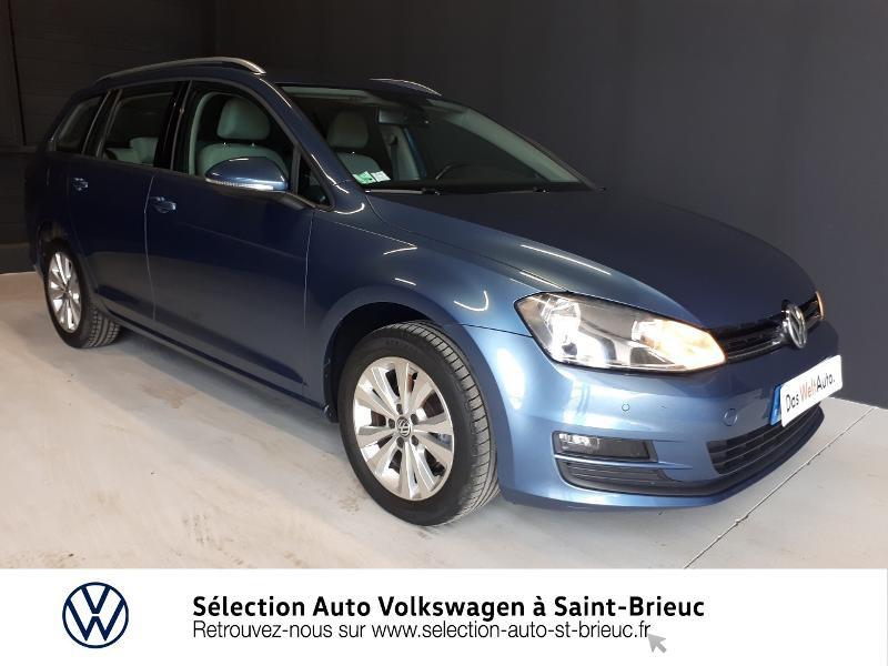 Photo 17 de l'offre de VOLKSWAGEN Golf SW 1.2 TSI 105ch BlueMotion Technology Confortline DSG7 à 11990€ chez Sélection Auto - Volkswagen Saint Brieuc