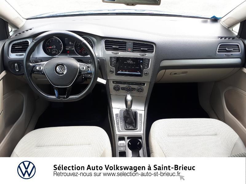 Photo 6 de l'offre de VOLKSWAGEN Golf SW 1.2 TSI 105ch BlueMotion Technology Confortline DSG7 à 11990€ chez Sélection Auto - Volkswagen Saint Brieuc