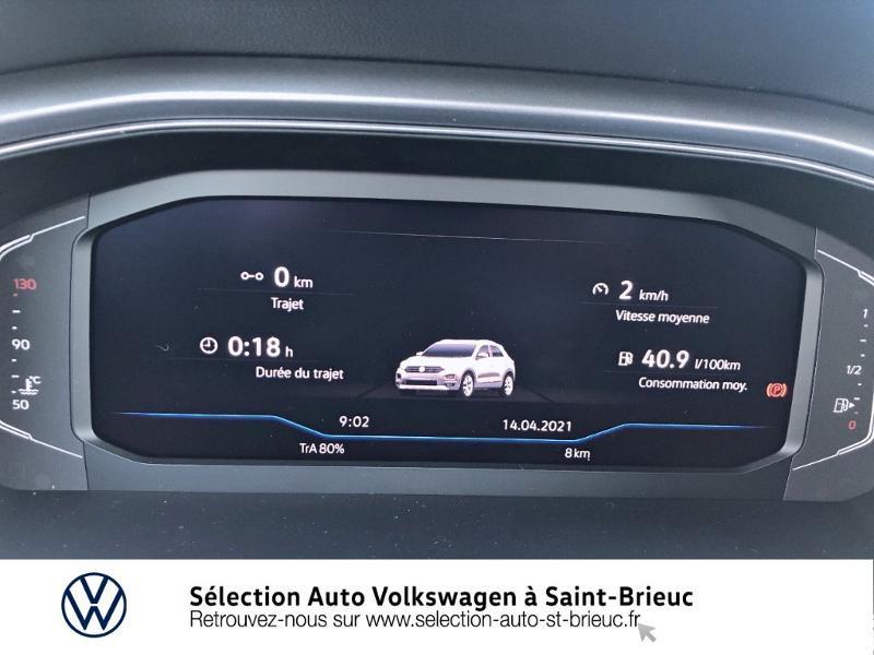 Photo 8 de l'offre de VOLKSWAGEN T-Roc 2.0 TDI 115ch Active S&S à 28990€ chez Sélection Auto - Volkswagen Saint Brieuc