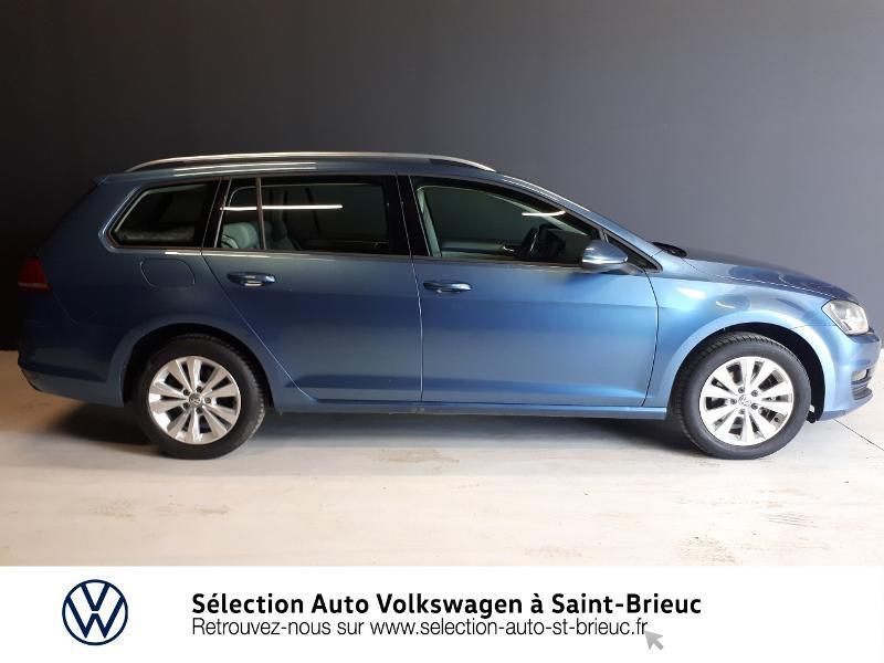 Photo 2 de l'offre de VOLKSWAGEN Golf SW 1.2 TSI 105ch BlueMotion Technology Confortline DSG7 à 11990€ chez Sélection Auto - Volkswagen Saint Brieuc