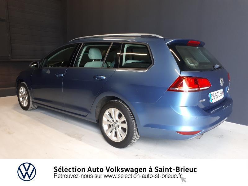 Photo 3 de l'offre de VOLKSWAGEN Golf SW 1.2 TSI 105ch BlueMotion Technology Confortline DSG7 à 11990€ chez Sélection Auto - Volkswagen Saint Brieuc