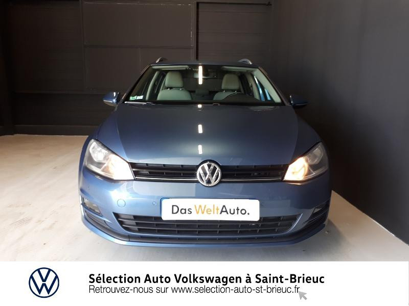 Photo 5 de l'offre de VOLKSWAGEN Golf SW 1.2 TSI 105ch BlueMotion Technology Confortline DSG7 à 11990€ chez Sélection Auto - Volkswagen Saint Brieuc