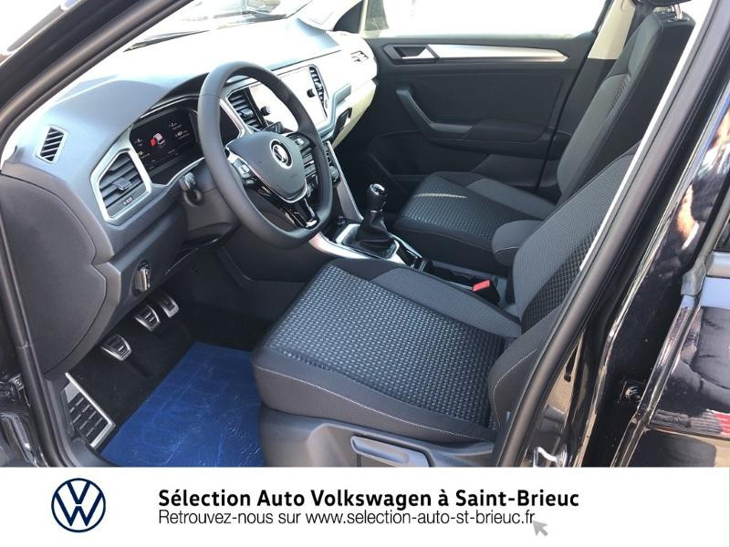 Photo 6 de l'offre de VOLKSWAGEN T-Roc 2.0 TDI 115ch Active S&S à 28990€ chez Sélection Auto - Volkswagen Saint Brieuc