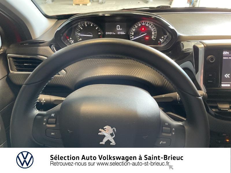 Photo 7 de l'offre de PEUGEOT 2008 1.2 PureTech 82ch Active à 11490€ chez Sélection Auto - Volkswagen Saint Brieuc