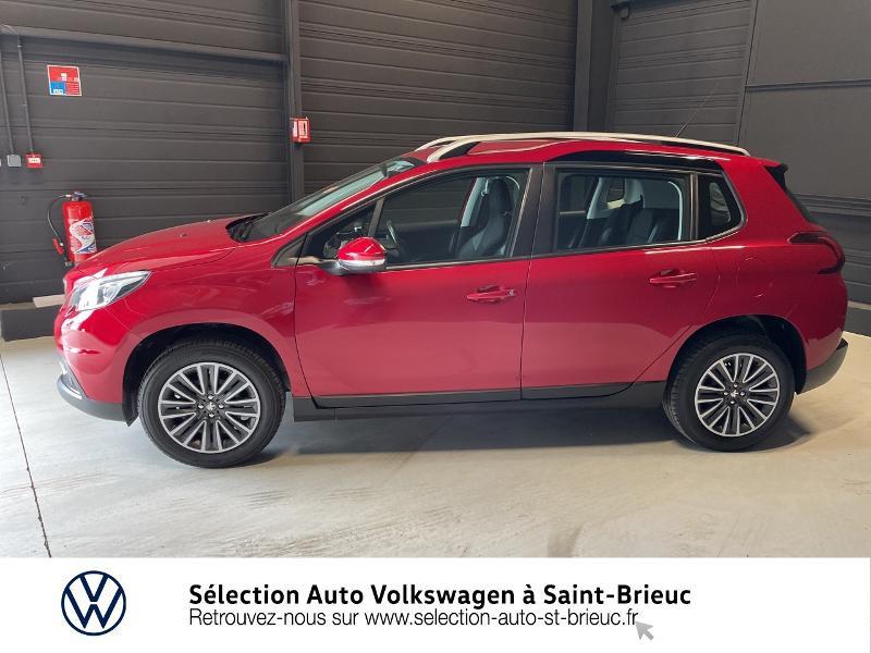Photo 2 de l'offre de PEUGEOT 2008 1.2 PureTech 82ch Active à 11490€ chez Sélection Auto - Volkswagen Saint Brieuc