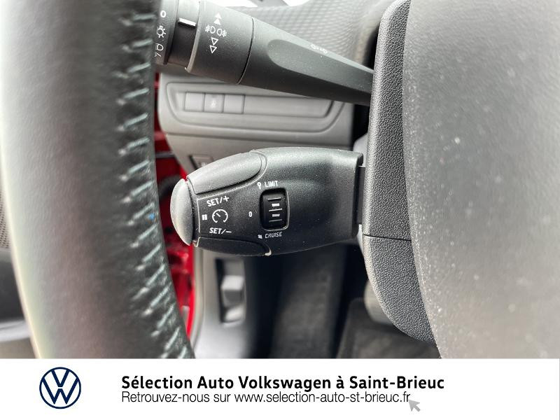 Photo 17 de l'offre de PEUGEOT 2008 1.2 PureTech 82ch Active à 11490€ chez Sélection Auto - Volkswagen Saint Brieuc