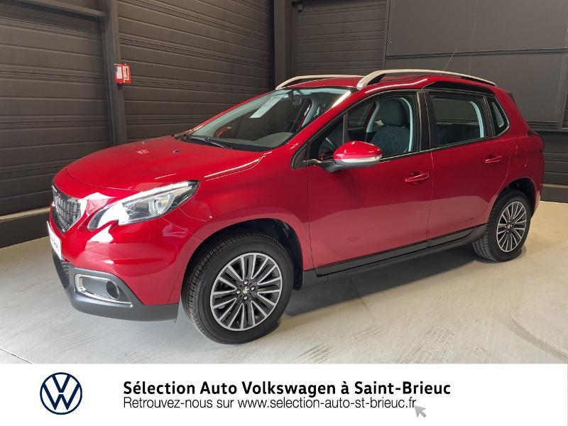 Photo 21 de l'offre de PEUGEOT 2008 1.2 PureTech 82ch Active à 11490€ chez Sélection Auto - Volkswagen Saint Brieuc