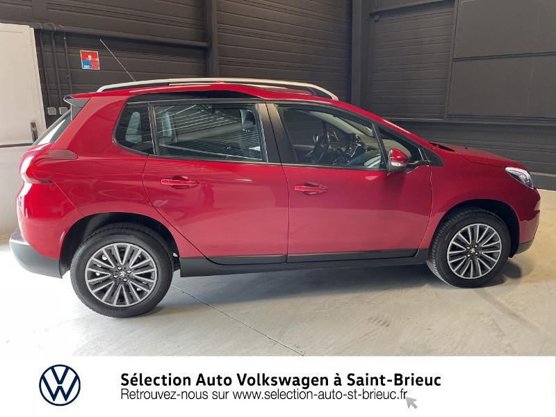 Photo 4 de l'offre de PEUGEOT 2008 1.2 PureTech 82ch Active à 11490€ chez Sélection Auto - Volkswagen Saint Brieuc
