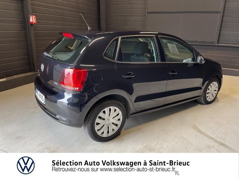 Photo 3 de l'offre de VOLKSWAGEN Polo 1.6 TDI 75ch FAP Confortline 5p à 8490€ chez Sélection Auto - Volkswagen Saint Brieuc