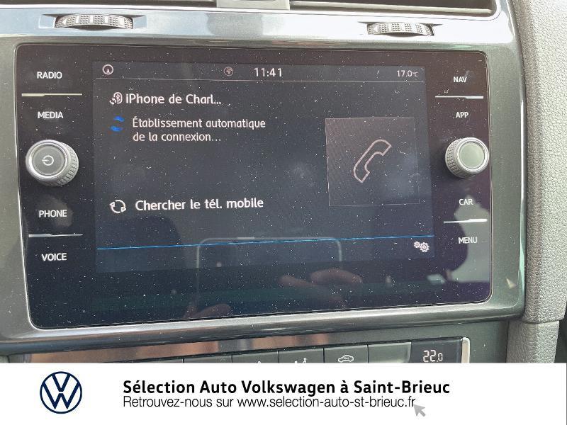 Photo 14 de l'offre de VOLKSWAGEN Golf 1.6 TDI 115ch FAP Confortline Business DSG7 5p à 16490€ chez Sélection Auto - Volkswagen Saint Brieuc