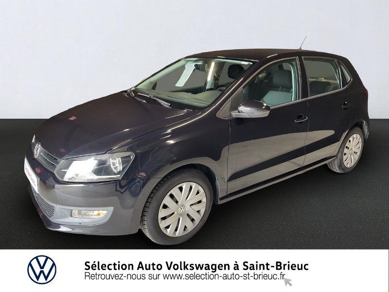 Photo 1 de l'offre de VOLKSWAGEN Polo 1.6 TDI 75ch FAP Confortline 5p à 8490€ chez Sélection Auto - Volkswagen Saint Brieuc
