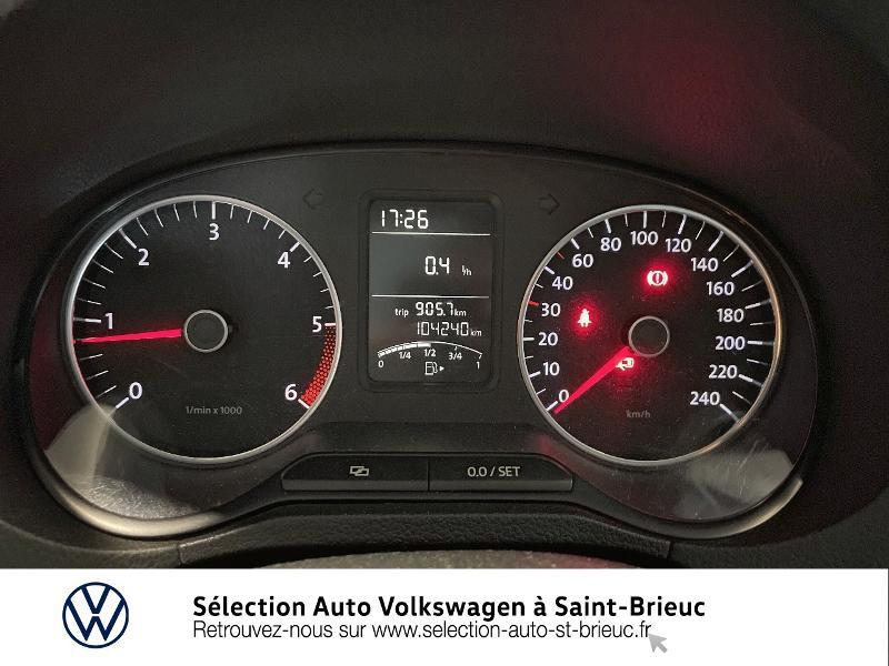 Photo 9 de l'offre de VOLKSWAGEN Polo 1.6 TDI 75ch FAP Confortline 5p à 8490€ chez Sélection Auto - Volkswagen Saint Brieuc