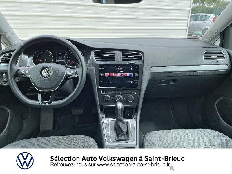 Photo 6 de l'offre de VOLKSWAGEN Golf 1.6 TDI 115ch FAP Confortline Business DSG7 5p à 16490€ chez Sélection Auto - Volkswagen Saint Brieuc