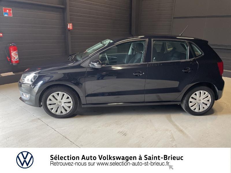 Photo 2 de l'offre de VOLKSWAGEN Polo 1.6 TDI 75ch FAP Confortline 5p à 8490€ chez Sélection Auto - Volkswagen Saint Brieuc