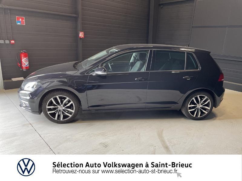 Photo 2 de l'offre de VOLKSWAGEN Golf 1.6 TDI 115ch FAP Confortline Business DSG7 5p à 16490€ chez Sélection Auto - Volkswagen Saint Brieuc