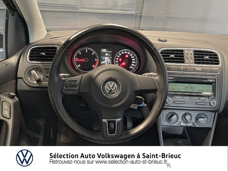 Photo 7 de l'offre de VOLKSWAGEN Polo 1.6 TDI 75ch FAP Confortline 5p à 8490€ chez Sélection Auto - Volkswagen Saint Brieuc