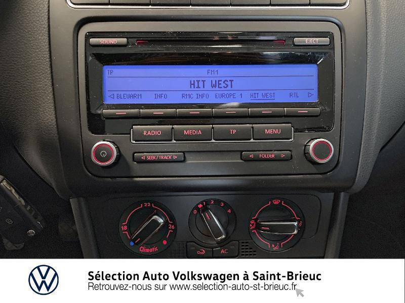 Photo 5 de l'offre de VOLKSWAGEN Polo 1.6 TDI 75ch FAP Confortline 5p à 8490€ chez Sélection Auto - Volkswagen Saint Brieuc