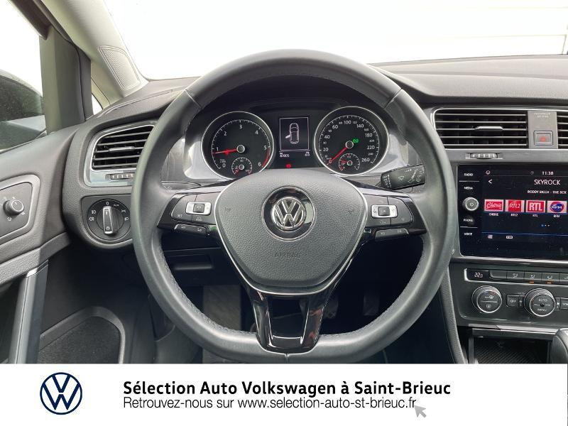 Photo 7 de l'offre de VOLKSWAGEN Golf 1.6 TDI 115ch FAP Confortline Business DSG7 5p à 16490€ chez Sélection Auto - Volkswagen Saint Brieuc