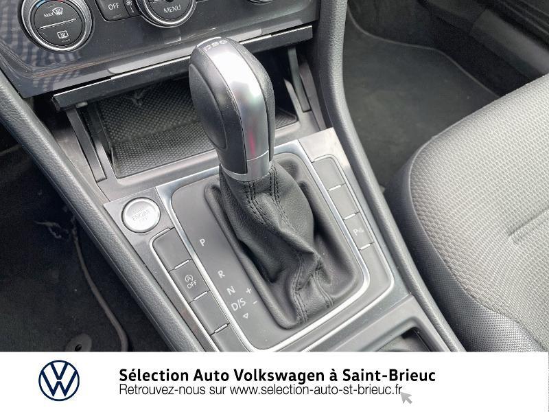 Photo 10 de l'offre de VOLKSWAGEN Golf 1.6 TDI 115ch FAP Confortline Business DSG7 5p à 16490€ chez Sélection Auto - Volkswagen Saint Brieuc