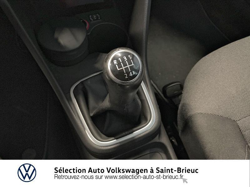 Photo 10 de l'offre de VOLKSWAGEN Polo 1.6 TDI 75ch FAP Confortline 5p à 8490€ chez Sélection Auto - Volkswagen Saint Brieuc