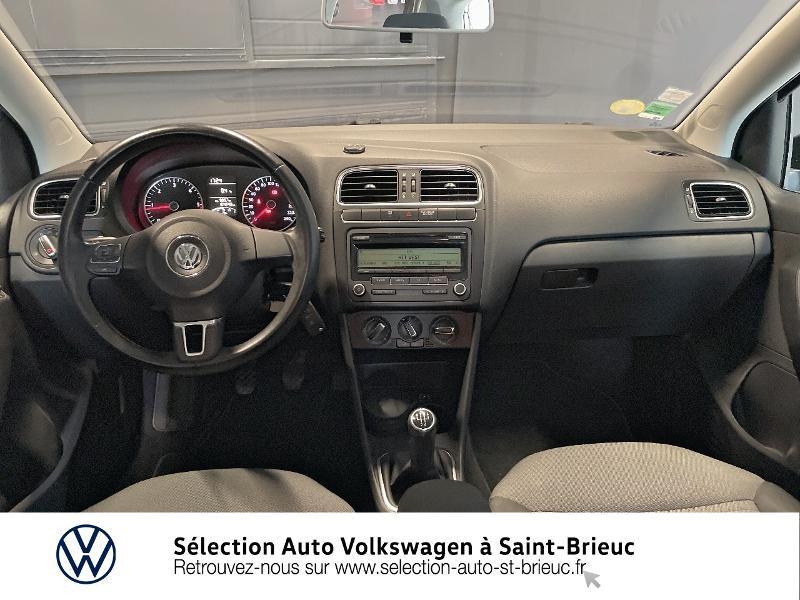 Photo 6 de l'offre de VOLKSWAGEN Polo 1.6 TDI 75ch FAP Confortline 5p à 8490€ chez Sélection Auto - Volkswagen Saint Brieuc