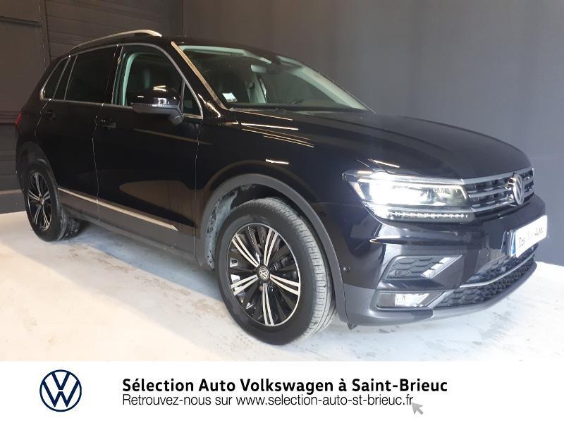 Photo 20 de l'offre de VOLKSWAGEN Tiguan 2.0 TDI 150ch Carat Exclusive 4Motion à 28990€ chez Sélection Auto - Volkswagen Saint Brieuc