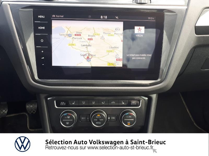 Photo 8 de l'offre de VOLKSWAGEN Tiguan 2.0 TDI 150ch Carat Exclusive 4Motion à 28990€ chez Sélection Auto - Volkswagen Saint Brieuc