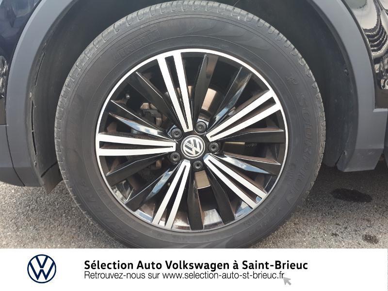 Photo 14 de l'offre de VOLKSWAGEN Tiguan 2.0 TDI 150ch Carat Exclusive 4Motion à 28990€ chez Sélection Auto - Volkswagen Saint Brieuc