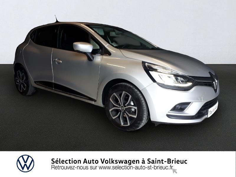 Renault Clio 0.9 TCe 90ch energy Intens 5p Euro6c Essence grise Occasion à vendre