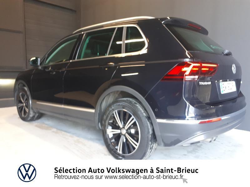 Photo 3 de l'offre de VOLKSWAGEN Tiguan 2.0 TDI 150ch Carat Exclusive 4Motion à 28990€ chez Sélection Auto - Volkswagen Saint Brieuc