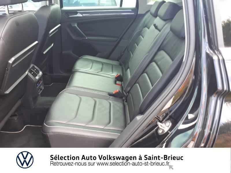 Photo 11 de l'offre de VOLKSWAGEN Tiguan 2.0 TDI 150ch Carat Exclusive 4Motion à 28990€ chez Sélection Auto - Volkswagen Saint Brieuc