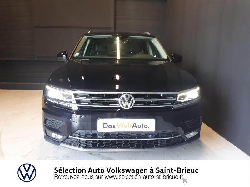 Photo 5 de l'offre de VOLKSWAGEN Tiguan 2.0 TDI 150ch Carat Exclusive 4Motion à 28990€ chez Sélection Auto - Volkswagen Saint Brieuc