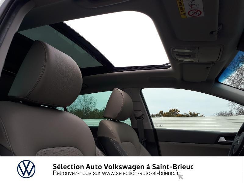Photo 17 de l'offre de KIA Sportage 1.7 CRDi 115ch ISG Premium 4x2 à 19490€ chez Sélection Auto - Volkswagen Saint Brieuc