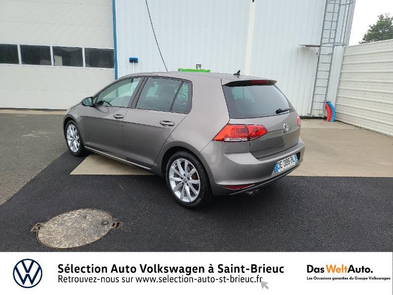Photo 3 de l'offre de VOLKSWAGEN Golf 1.4 TSI 140ch ACT BlueMotion Technology Carat 5p à 13890€ chez Sélection Auto - Volkswagen Saint Brieuc