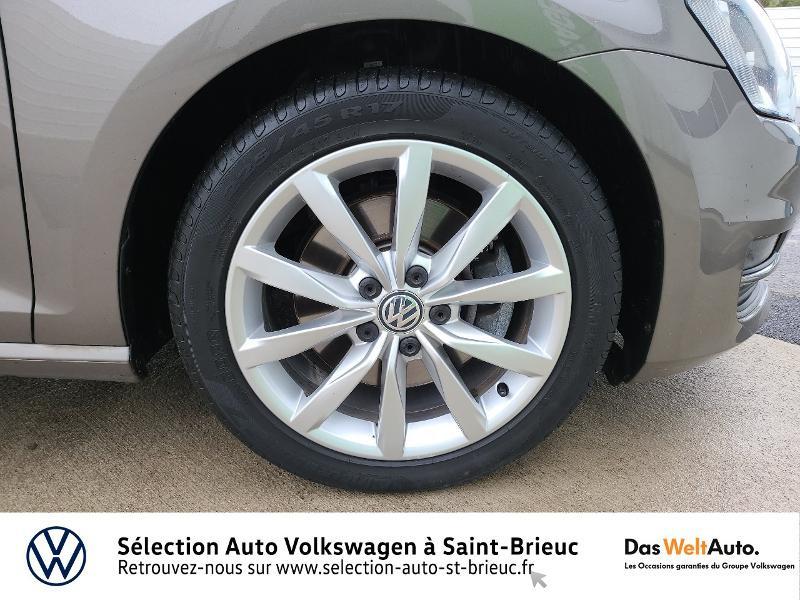 Photo 14 de l'offre de VOLKSWAGEN Golf 1.4 TSI 140ch ACT BlueMotion Technology Carat 5p à 13890€ chez Sélection Auto - Volkswagen Saint Brieuc