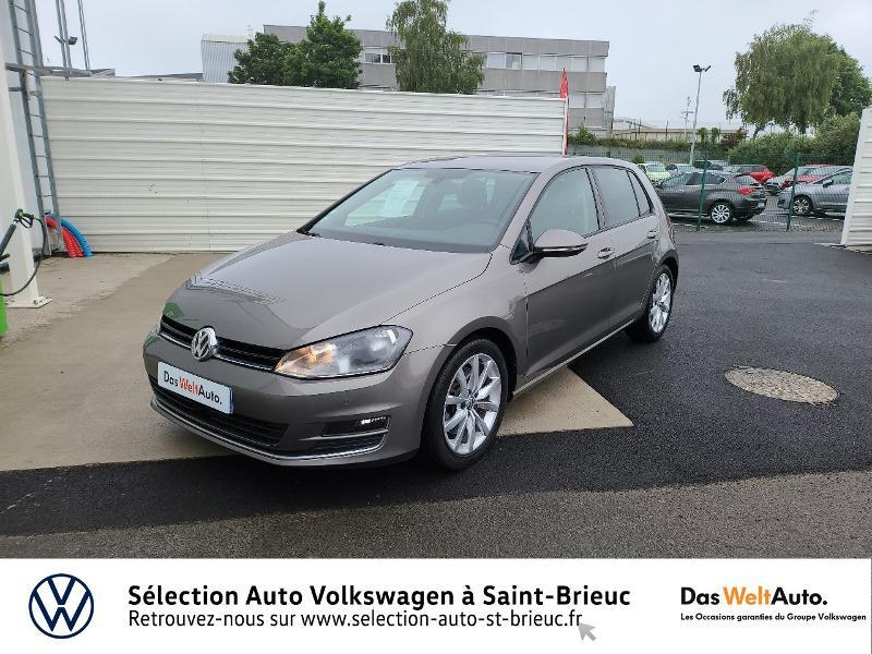 Photo 17 de l'offre de VOLKSWAGEN Golf 1.4 TSI 140ch ACT BlueMotion Technology Carat 5p à 13890€ chez Sélection Auto - Volkswagen Saint Brieuc