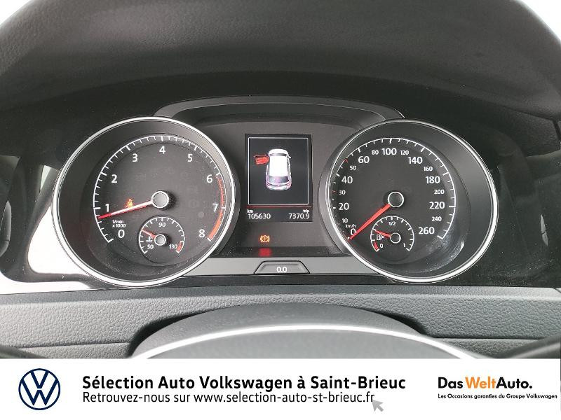 Photo 8 de l'offre de VOLKSWAGEN Golf 1.4 TSI 140ch ACT BlueMotion Technology Carat 5p à 13890€ chez Sélection Auto - Volkswagen Saint Brieuc