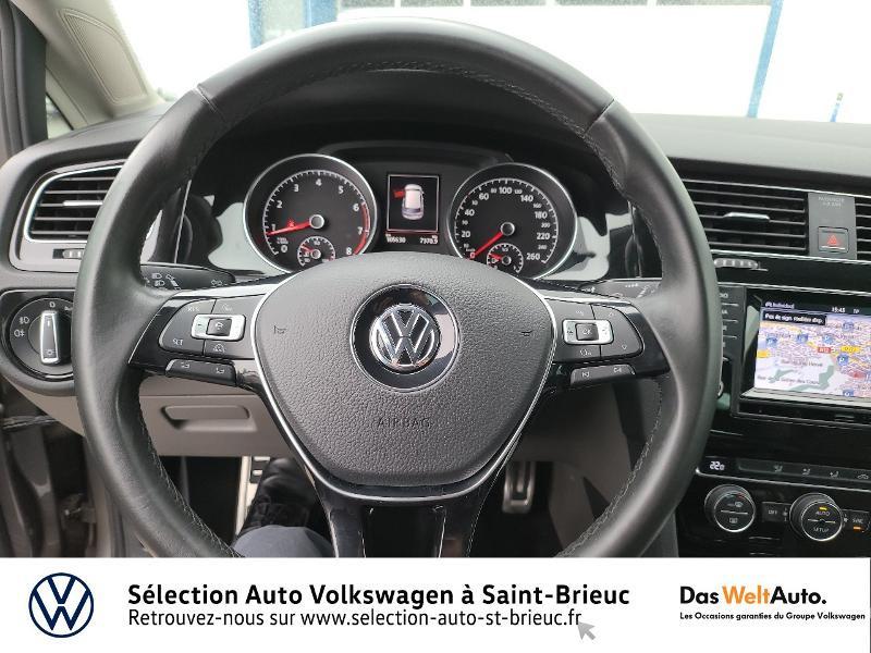 Photo 7 de l'offre de VOLKSWAGEN Golf 1.4 TSI 140ch ACT BlueMotion Technology Carat 5p à 13890€ chez Sélection Auto - Volkswagen Saint Brieuc