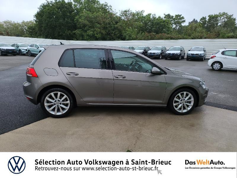 Photo 4 de l'offre de VOLKSWAGEN Golf 1.4 TSI 140ch ACT BlueMotion Technology Carat 5p à 13890€ chez Sélection Auto - Volkswagen Saint Brieuc