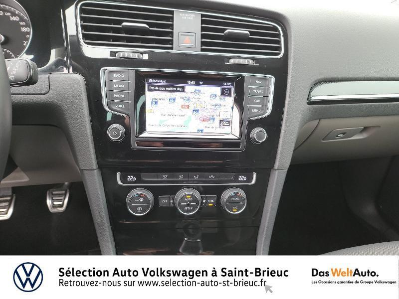 Photo 6 de l'offre de VOLKSWAGEN Golf 1.4 TSI 140ch ACT BlueMotion Technology Carat 5p à 13890€ chez Sélection Auto - Volkswagen Saint Brieuc