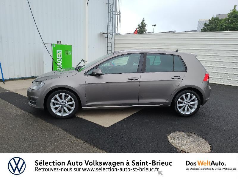 Photo 2 de l'offre de VOLKSWAGEN Golf 1.4 TSI 140ch ACT BlueMotion Technology Carat 5p à 13890€ chez Sélection Auto - Volkswagen Saint Brieuc