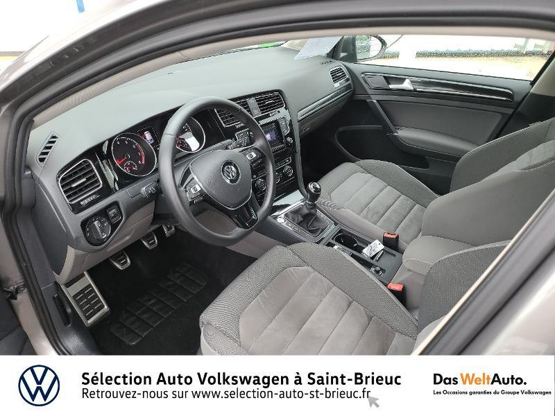 Photo 5 de l'offre de VOLKSWAGEN Golf 1.4 TSI 140ch ACT BlueMotion Technology Carat 5p à 13890€ chez Sélection Auto - Volkswagen Saint Brieuc