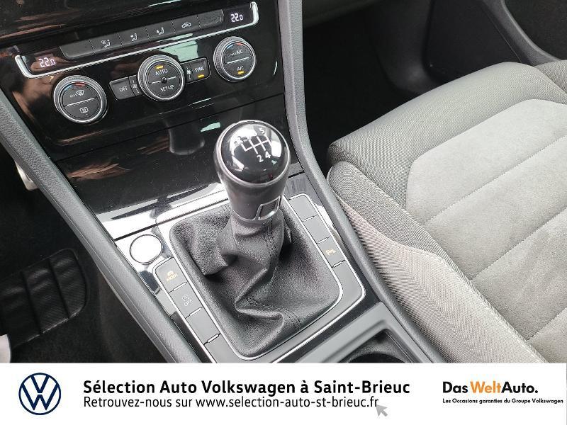 Photo 9 de l'offre de VOLKSWAGEN Golf 1.4 TSI 140ch ACT BlueMotion Technology Carat 5p à 13890€ chez Sélection Auto - Volkswagen Saint Brieuc