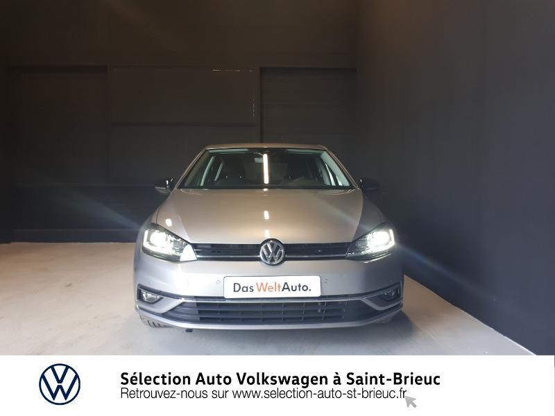 Photo 5 de l'offre de VOLKSWAGEN Golf 1.6 TDI 115ch FAP IQ.Drive Euro6d-T 5p à 19890€ chez Sélection Auto - Volkswagen Saint Brieuc