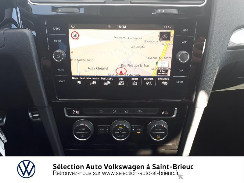 Photo 8 de l'offre de VOLKSWAGEN Golf 1.6 TDI 115ch FAP IQ.Drive Euro6d-T 5p à 19890€ chez Sélection Auto - Volkswagen Saint Brieuc