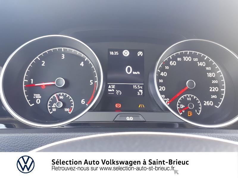 Photo 9 de l'offre de VOLKSWAGEN Golf 1.6 TDI 115ch FAP IQ.Drive Euro6d-T 5p à 19890€ chez Sélection Auto - Volkswagen Saint Brieuc