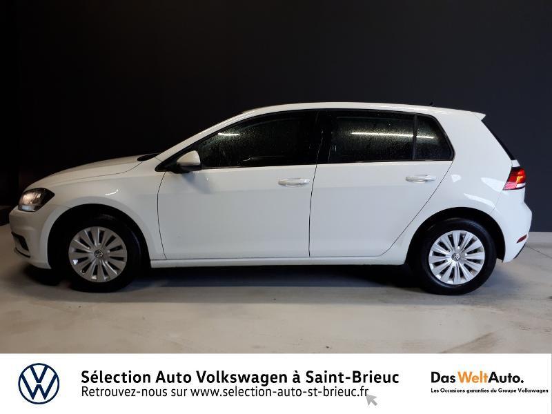 Photo 4 de l'offre de VOLKSWAGEN Golf 1.0 TSI 85ch Trendline Euro6d-T 5p à 13990€ chez Sélection Auto - Volkswagen Saint Brieuc