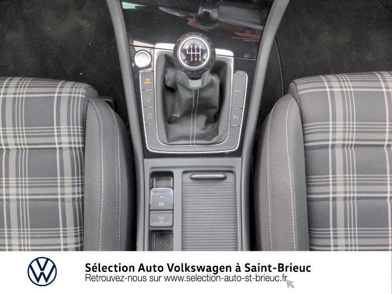 Photo 10 de l'offre de VOLKSWAGEN Golf 2.0 TDI 184ch FAP GTD 5p à 24890€ chez Sélection Auto - Volkswagen Saint Brieuc