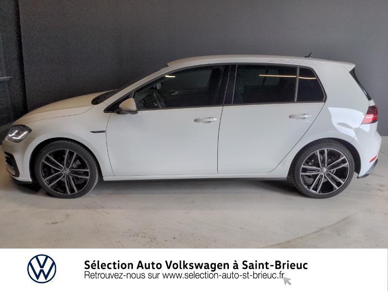 Photo 4 de l'offre de VOLKSWAGEN Golf 2.0 TDI 184ch FAP GTD 5p à 24890€ chez Sélection Auto - Volkswagen Saint Brieuc